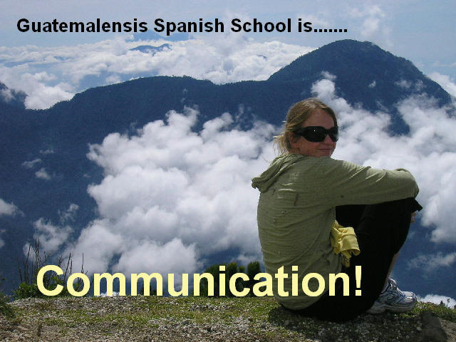Only at Guatemalensis Spanish School you will find dynamic directors.