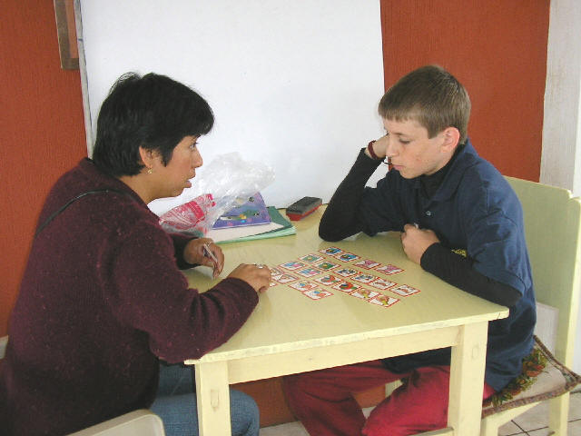 It doesn't matter the age, you can learn the spanish language at Guatemalensis Spanish School.