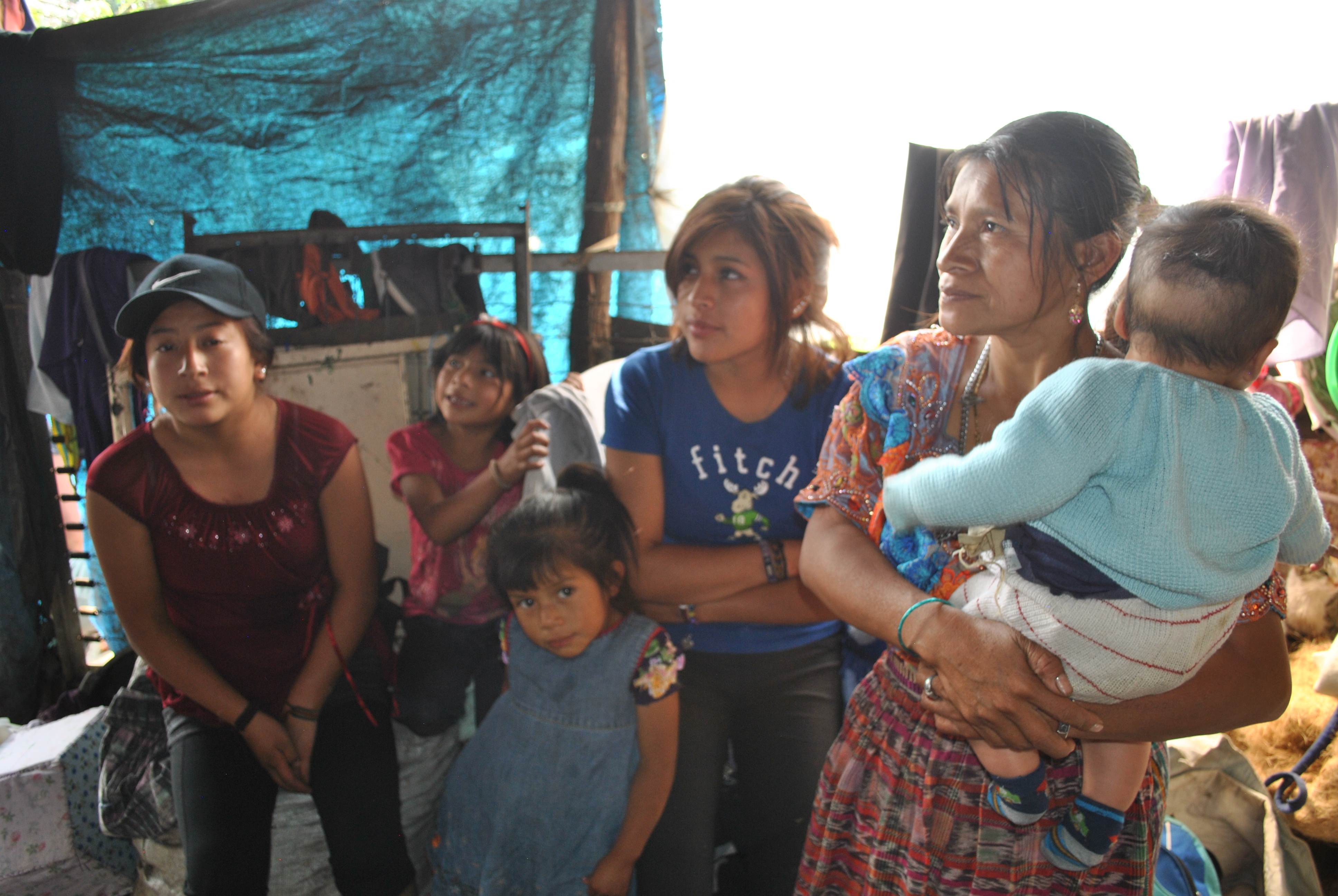 Due the poverty and ignorance the families in Guatemala lacks of many opportunities of study.