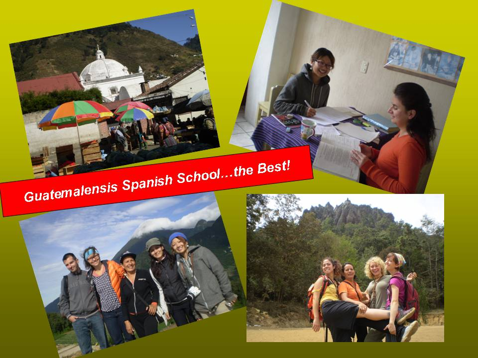 Guatemalensis an integral, safe and human school.