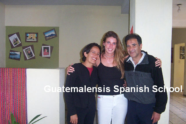 The staff of Guatemalensis Spanish School is highly qualified and professional