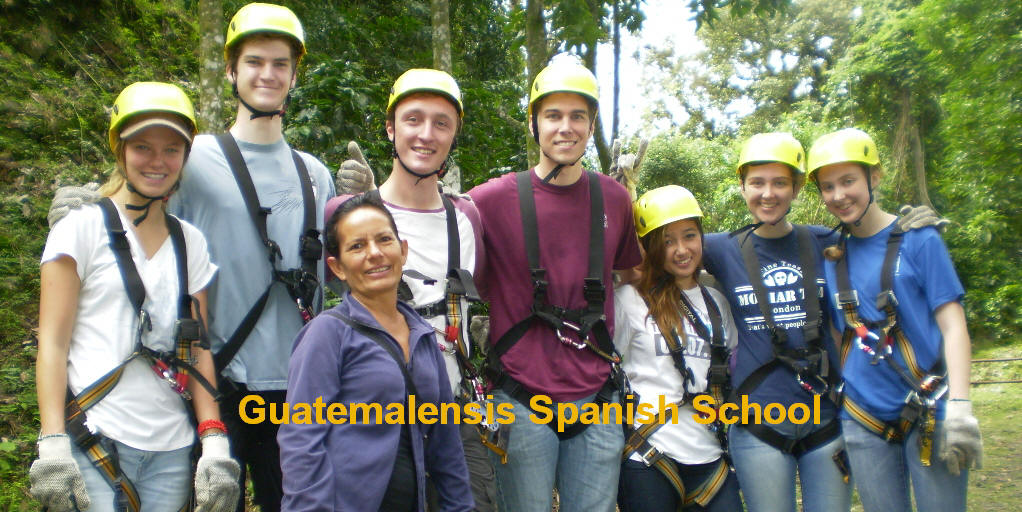 Canopy with Guatemalensis Spanish School