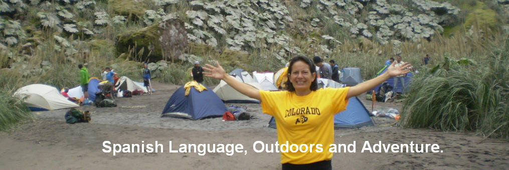 Immerse in the language, culture and exercise at the same time