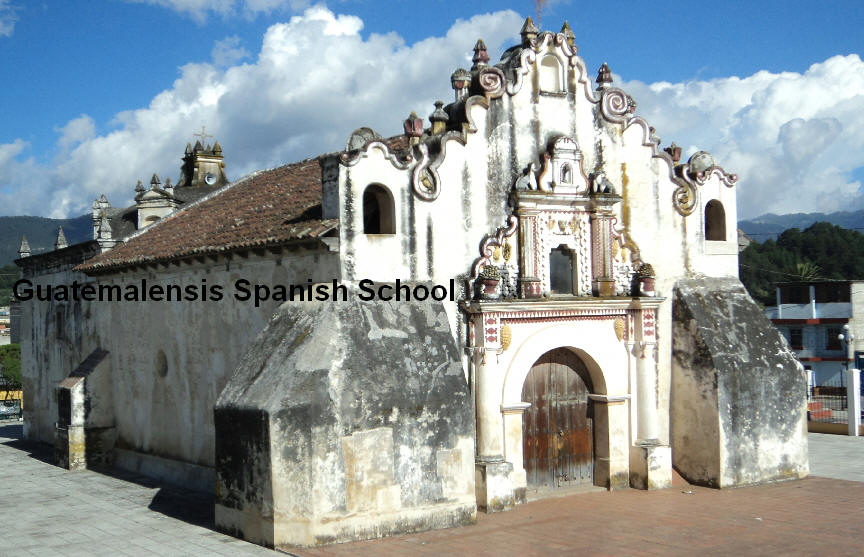We are proud to show you the first church founded and built by the spaniards.